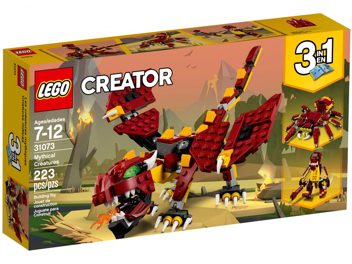lego 31073 criaturas miticas scaled