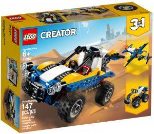 lego 31087 buggy de las arenas