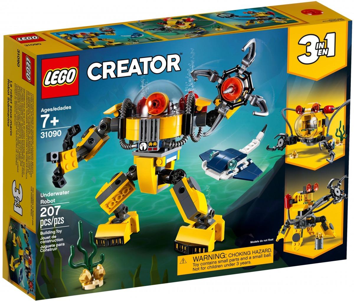 lego 31090 robot submarino scaled