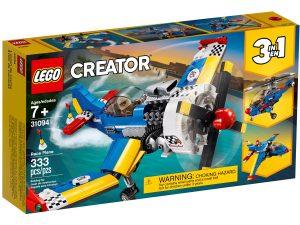 lego 31094 avion de carreras