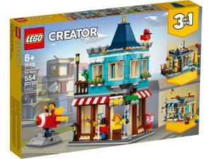 lego 31105 tienda de juguetes clasica