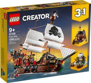 lego 31109 barco pirata