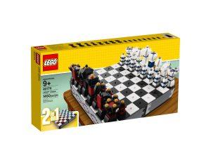 lego 40174 juego de ajedrez