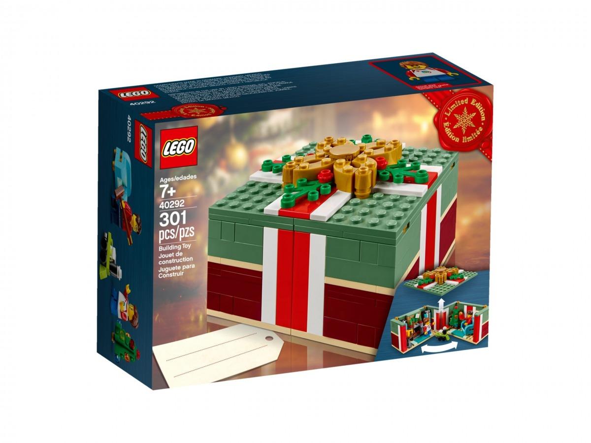 lego 40292 regalo de navidad scaled