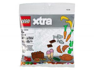 lego 40309 accesorios alimentos