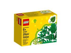 lego 40320 plantas con plantas
