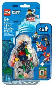 lego 40372 set de accesorios para mf de policia