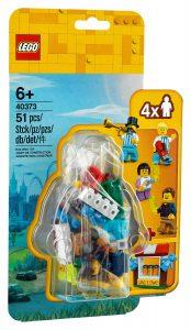 lego 40373 set de accesorios de la feria para mf