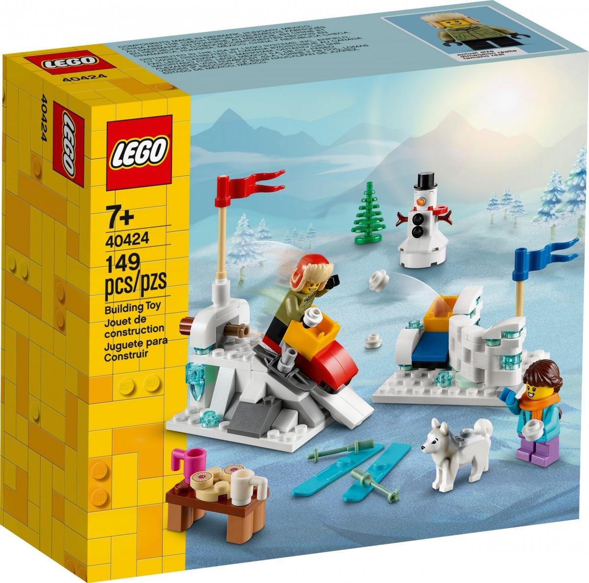lego 40424 batalla invernal de bolas de nieve scaled