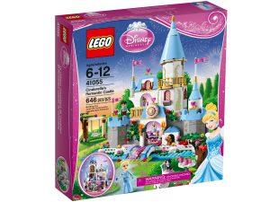 lego 41055 el romantico castillo de cenicienta