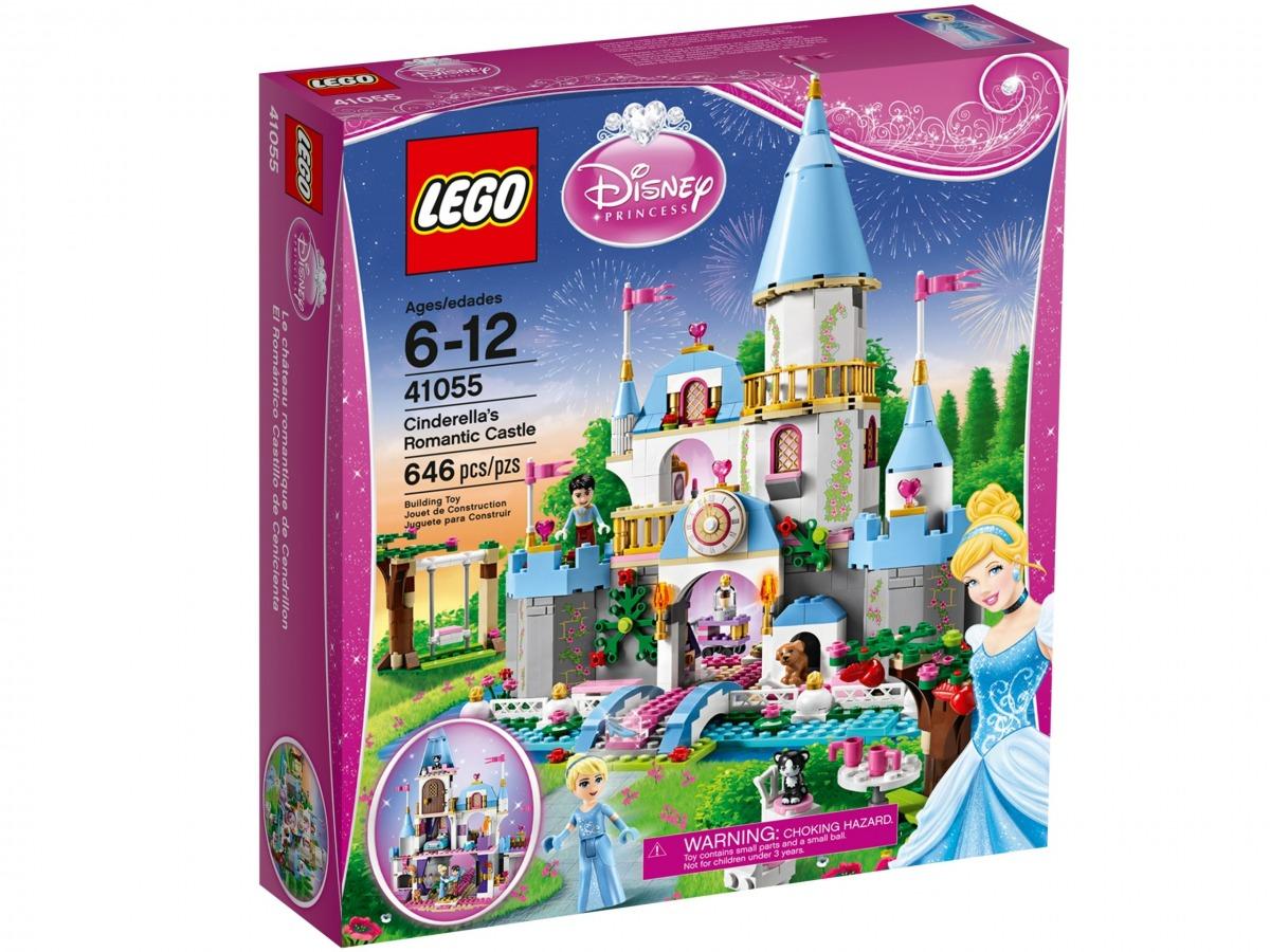 lego 41055 el romantico castillo de cenicienta scaled