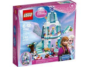 lego 41062 el brillante castillo de hielo de elsa