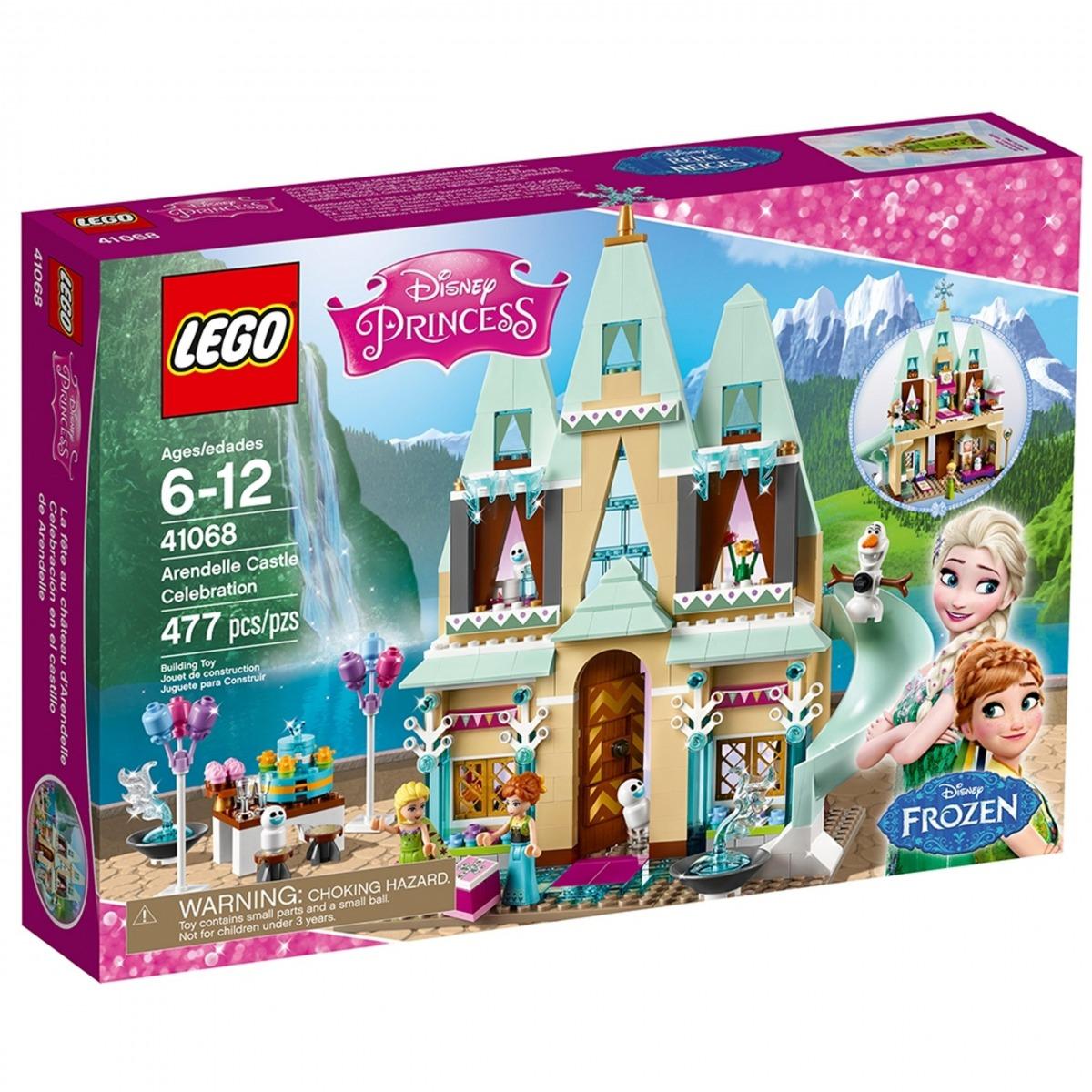 lego 41068 celebracion en el castillo de arendelle scaled