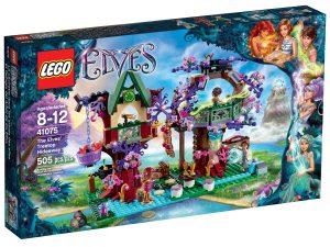 lego 41075 el refugio del arbol de los elfos