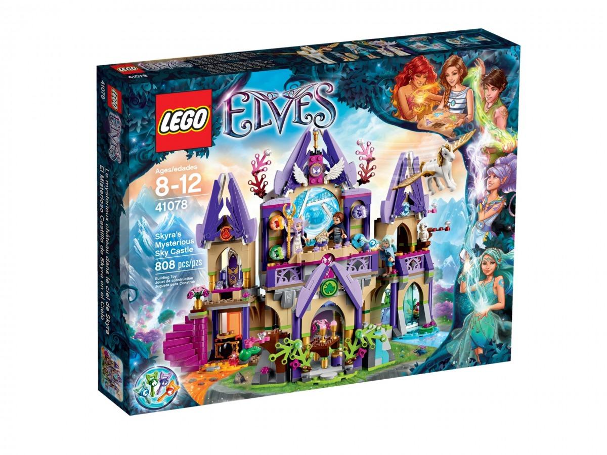 lego 41078 el misterioso castillo de skyra en el cielo scaled