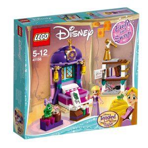 lego 41156 dormitorio de rapunzel en el castillo