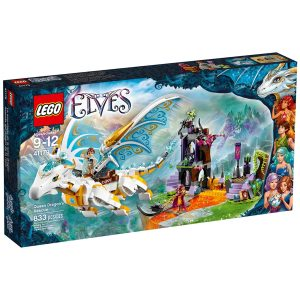lego 41179 rescate del dragon de la reina
