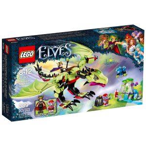 lego 41183 dragon malvado del rey de los duendes