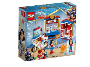 lego 41235 dormitorio de wonder woman