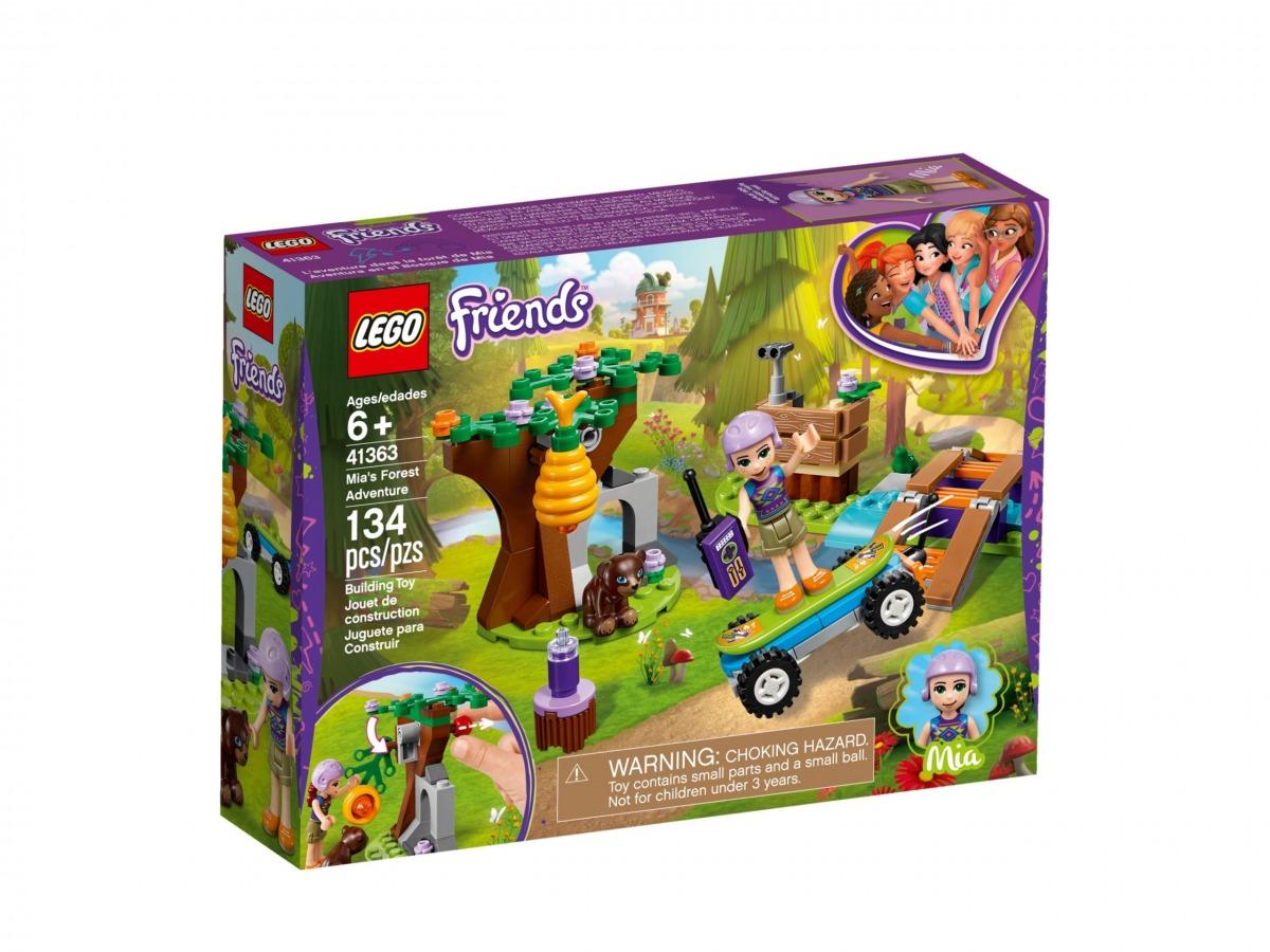 lego 41363 aventura en el bosque de mia scaled