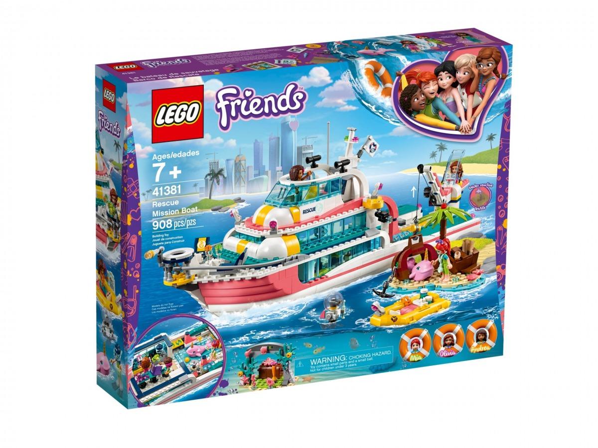 lego 41381 barco de rescate scaled