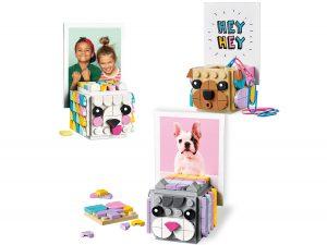lego 41904 portafotos animales
