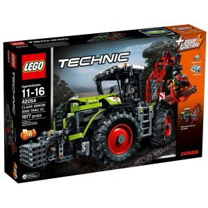 lego 42054 claas xerion 5000 trac vc