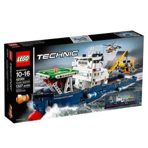 lego 42064 explorador oceanico