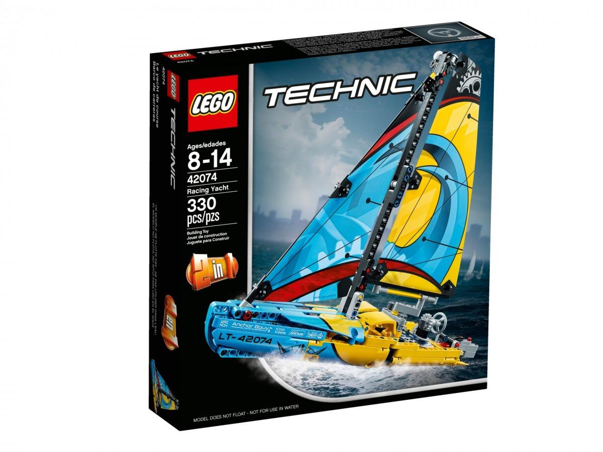 lego 42074 barco de competicion scaled