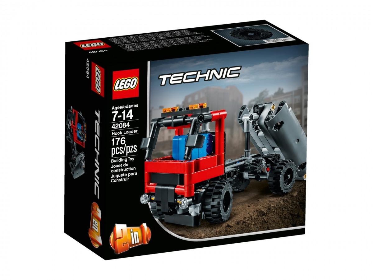 lego 42084 camion portacontenedores scaled