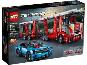 lego 42098 camion de transporte de vehiculos