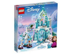 lego 43172 palacio magico de hielo de elsa
