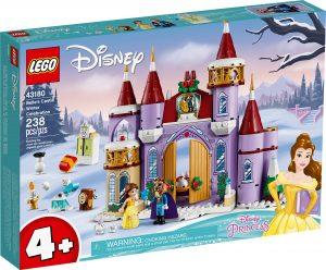 lego 43180 celebracion invernal en el castillo de bella