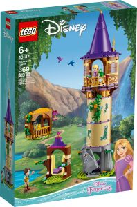 lego 43187 torre de rapunzel