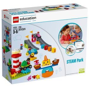 lego 45024 parque steam