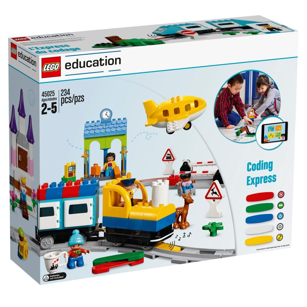 Ofertas LEGO 45025 - Coding Express - 249,99 € El precio ...