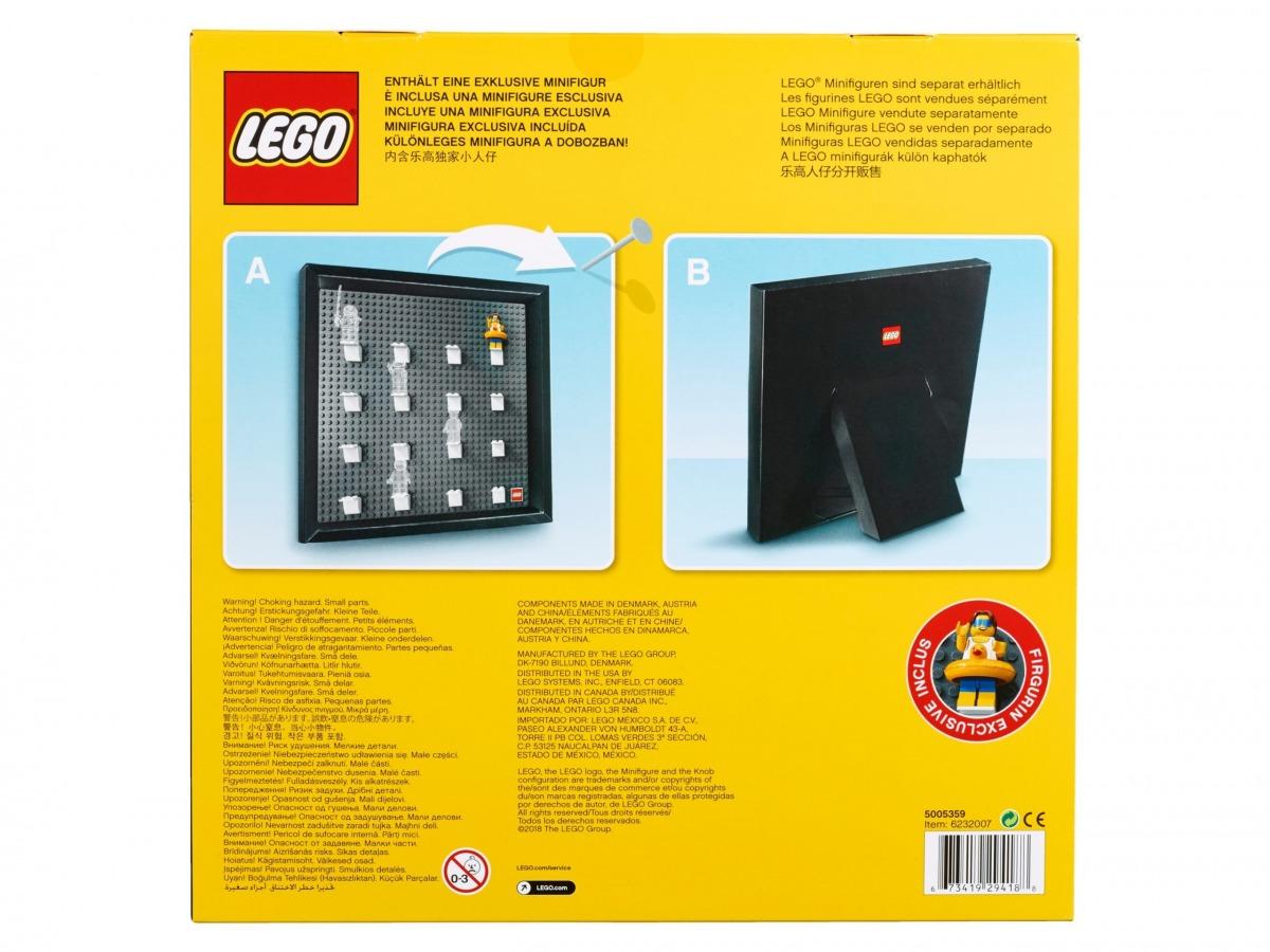 lego 5005359 marco de exposicion para minifiguras scaled