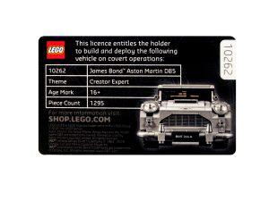 lego 5005665 licencia para construir