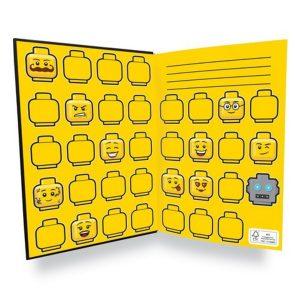 lego 5005900 cuaderno de minifiguras