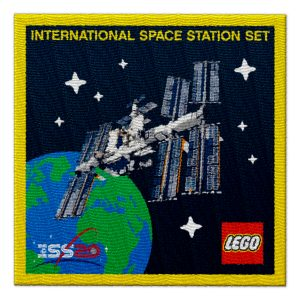 lego 5006148 parche espacial