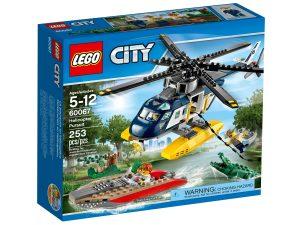 lego 60067 persecucion en helicoptero
