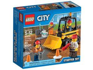 lego 60072 set de introduccion demolicion