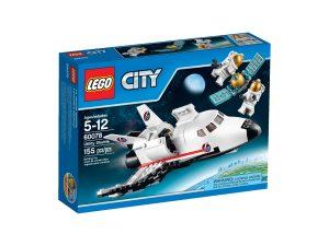 lego 60078 lanzadera espacial