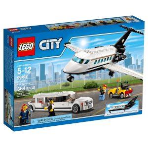 lego 60102 aeropuerto servicio vip