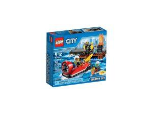 lego 60106 set de introduccion bomberos