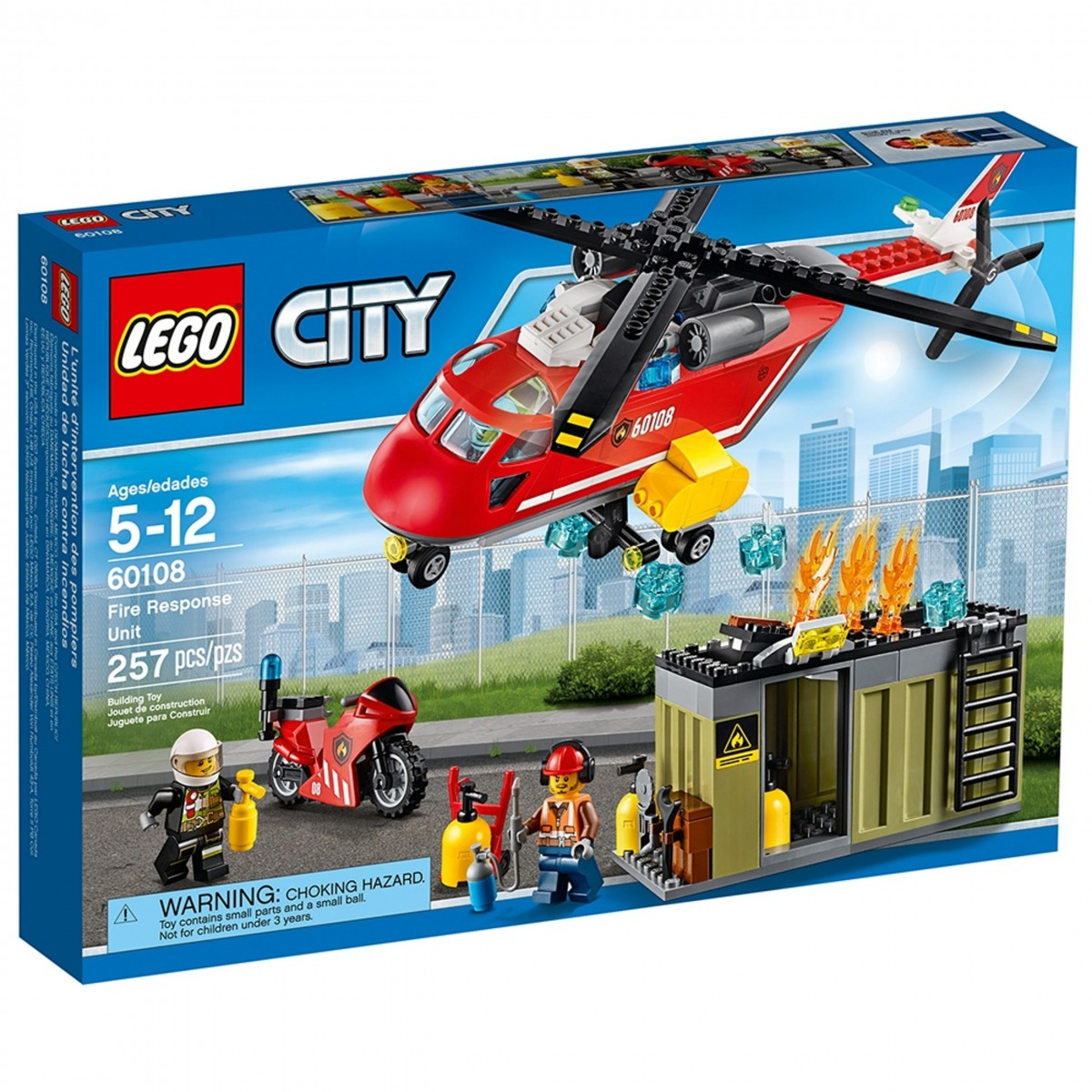 lego 60108 unidad de lucha contra incendios scaled