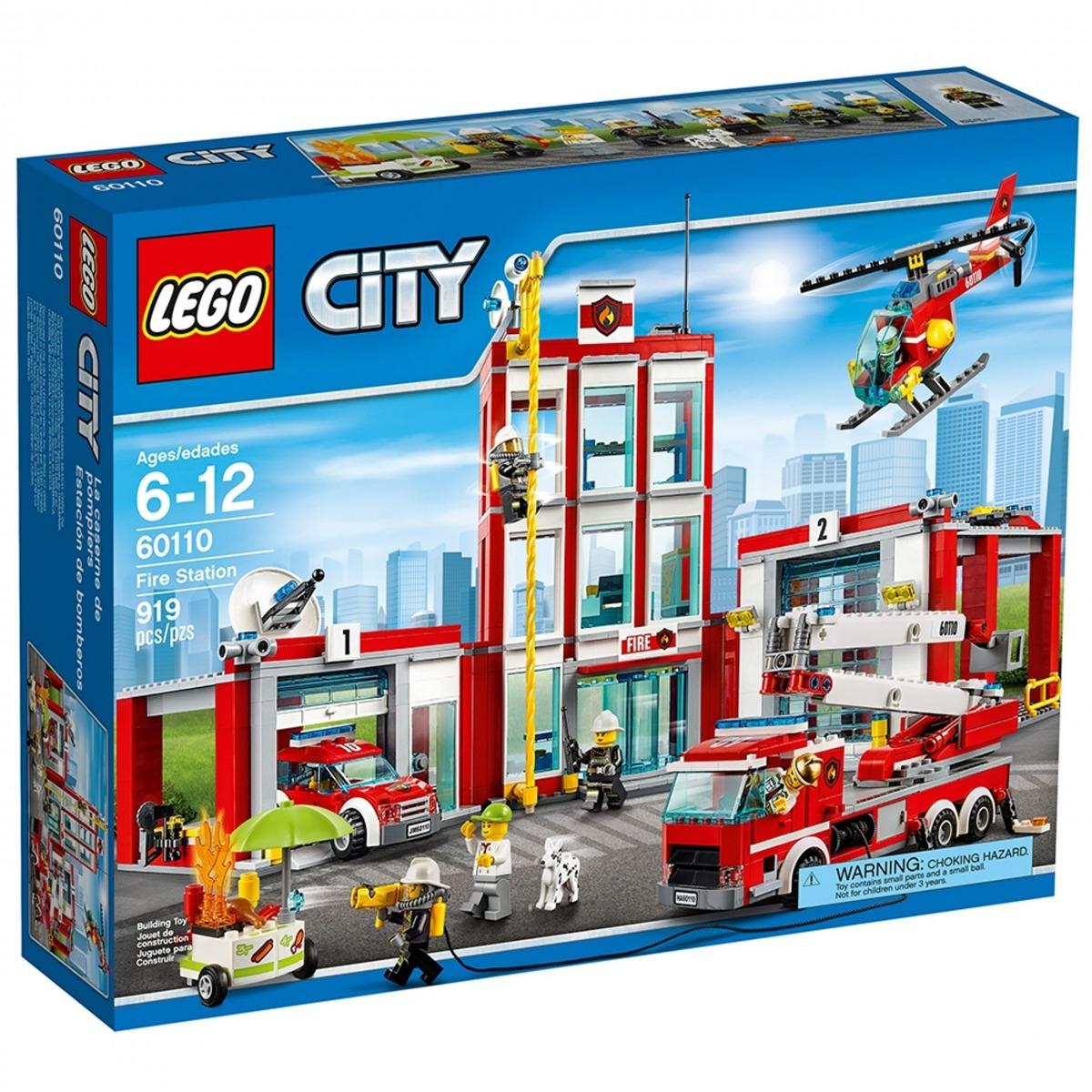 lego 60110 estacion de bomberos scaled
