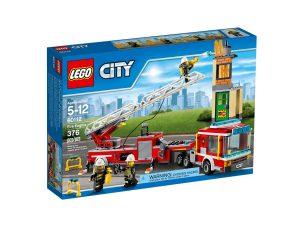 lego 60112 gran camion de bomberos