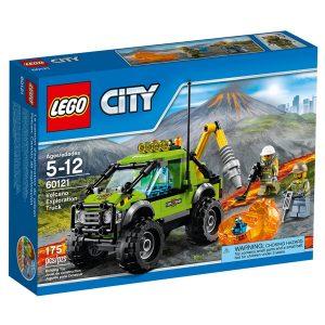 lego 60121 volcan camion de exploracion