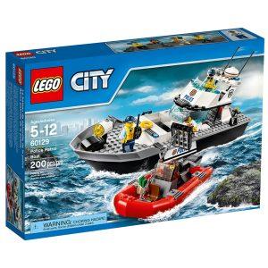lego 60129 barco patrulla de la policia